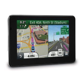Garmin nuvi 3590LMT Prestige Series GPS with Lifetime Map and Traffic Updates