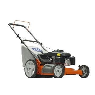 Husqvarna 7021P 21 Gas Powered 3-N-1 Push Lawn Mower (CARB Compliant)