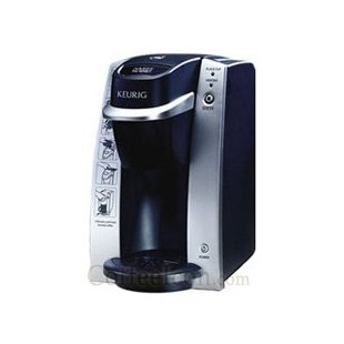 keurig one cup coffee maker manual