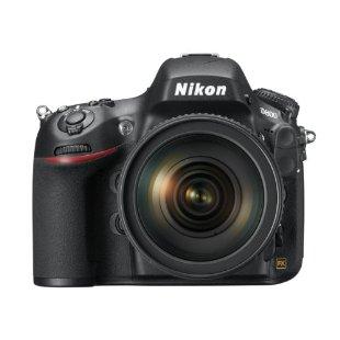 Nikon D800 36.3MP CMOS FX-Format Digital SLR Camera (Body Only)