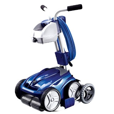 Polaris 9300 Sport Robotic In Ground Pool Cleaner with Caddy