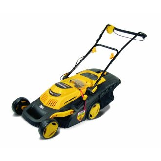 RechargeMower 15 Ultralite 36v Li-Ion Electric Lawn Mower (PMLI-14)