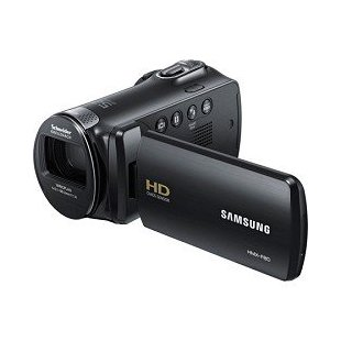 Samsung HMX-F80 HD Flash Memory Camcorder (Black, HMX-F80BN)