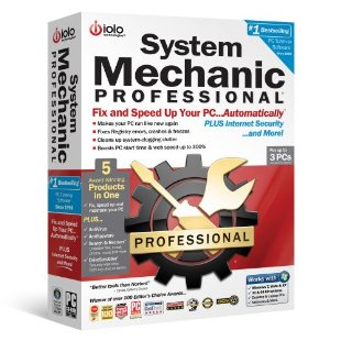 System Mechanic 10.7 Professional (for Up to 3 PCs)