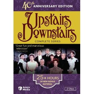 Upstairs, Downstairs: The Complete Series DVD (40th Anniversary Collection)