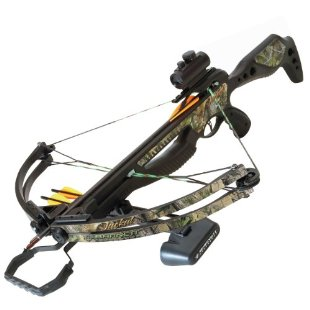 Barnett Jackal Crossbow Red Dot Package (78404)