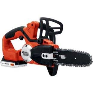 Black & Decker LCS120 20v Li-Ion Cordless Chain Saw