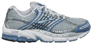Brooks Ariel Running Shoes (Cashmere Blue/Infinity/Silver)