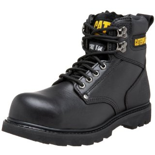 Caterpillar 2nd Shift Steel Toe Boots (Men's)