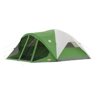 Coleman Evanston 8 Screened Tent