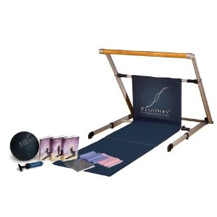 Fluidity Fitness Exercise Bar