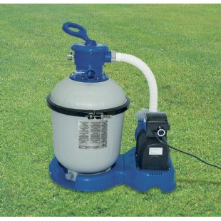 Intex 56671EG Sand Filter Pump (2650 gph)