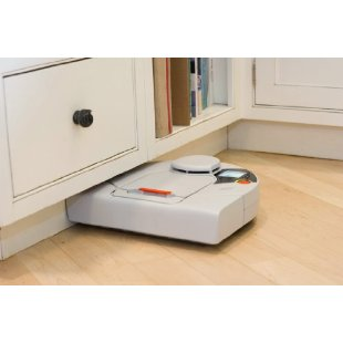 Neato XV-12 All Floor Robotic Vacuum System + Accessory Kit