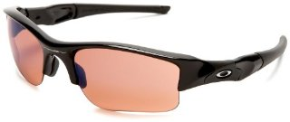 Oakley Flak Jacket XLJ Golf Sunglasses (Jet Black Frame/G30 Lens, # 03-921)