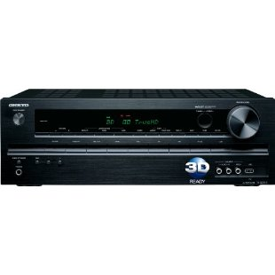 Onkyo TX-SR313 5.1-Channel 3D Home Theater A/V Receiver