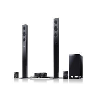 Panasonic SC-BTT490 3D Blu-ray 5.1 Home Theater System