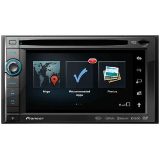 Pioneer AVIC-X940BT Elite In-Dash Navigation AV Receiver