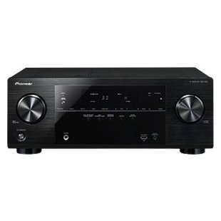 Pioneer VSX-522-K 5.1-Channel 3D AV Receiver