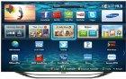 Samsung UN60ES8000 60 1080p 240Hz 3D Slim LED HDTV (4 Pairs of 3D Glasses Included)