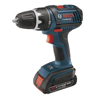 Bosch DDS181-02 18V Compact Tough Drill Driver with 2 1.5Ah Batteries
