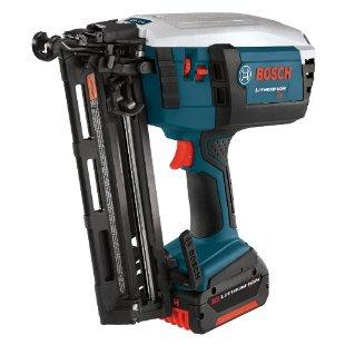 Bosch FNH180K-16 16-Gauge Finish Nailer Kit