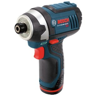Bosch PS41-2A 12V Max Lithium-Ion Impact Driver