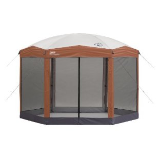 Coleman 12x10 Hex Instant Screened Shelter