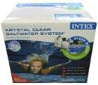 Intex 54601EG Krystal Clear Saltwater System with 1650 gph