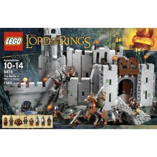 LEGO The Lord of the Rings: The Battle of Helm's Deep (9474)