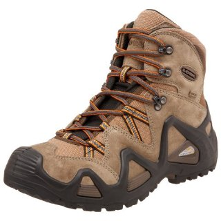 Lowa Zephyr GTX Mid Hiking Boots (Men's, two color options)