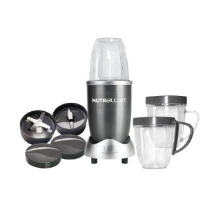 NutriBullet Superfood Nutrition Extractor, 12-piece System (NBR-12)