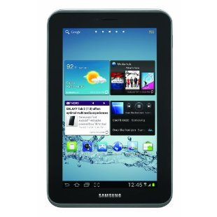 Samsung Galaxy Tab 2 Tablet (7, 8GB, Wi-Fi, Android 4.0)