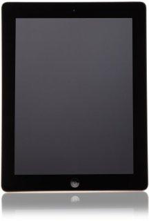 Apple iPad MC706LL/A (3rd Generation, 32GB, Wi-Fi, Black)