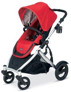 Britax B-Ready Stroller (Red)