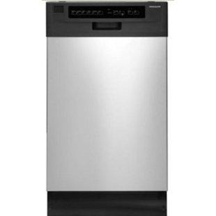 Frigidaire FFBD1821MS 18 Built-In Dishwasher (Stainless Steel)