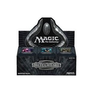 Magic the Gathering 2013 Core Set (Box of 36 Booster Packs)