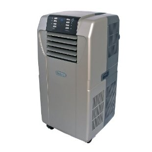 NewAir AC-12000H Heat Pump Portable Air Conditioner