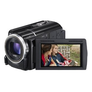 Sony HDR-XR260V HD Handycam 8.9MP Camcorder with 30x Zoom and 160GB Hard Disk Memory