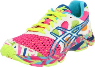 Asics Gel-Noosa Tri 7 Women's Running Shoes with Glow Feature