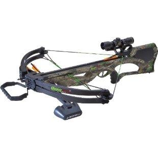 Barnett Quad 400 4X32 Multi-Reticle Scope Crossbow Package