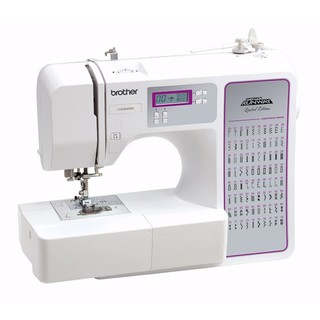 Brother CE8080 PRW Computerized Project Runway Special Edition Sewing Machine