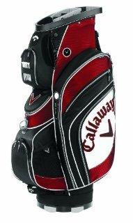 Callaway Org 14 Sport Cart Bag (Black/Red)