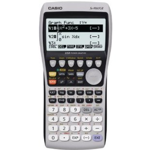 Casio FX-9860GII USB Graphing Calculator