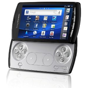 Sony Ericsson Xperia Play Gaming Phone (Verizon, No Contract Required, R800X)