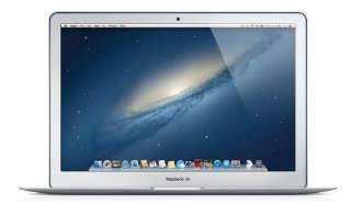 Apple MacBook Air MD231LL/A 13.3 Notebook (released Fall 2012)