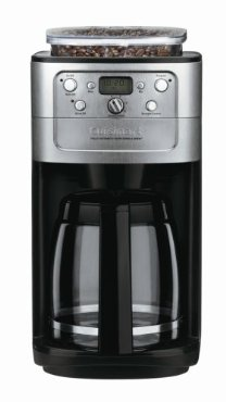 Cuisinart DGB-700BC Grind-and-Brew 12-Cup Coffee Maker