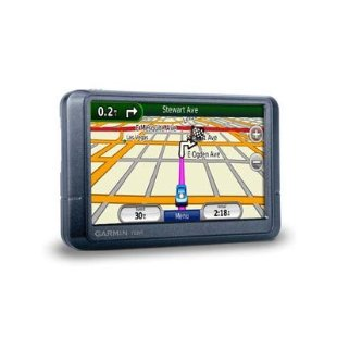 Garmin nuvi 1300LMT GPS with Lifetime Map and Traffic Updates