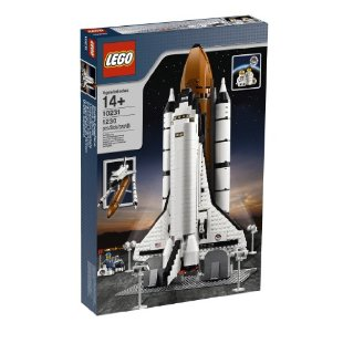 LEGO Shuttle Expedition (10231)