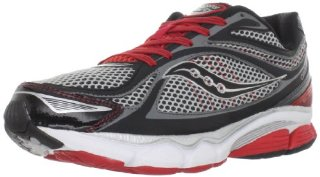 Saucony Progrid Omni 11 Men's Running Shoes (in Red, Blue, or Green)