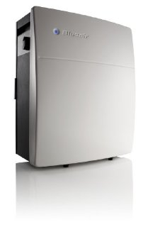 Blueair 203 HepaSilent Air-Purification System (White)